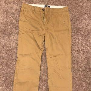 American Eagle Outfitters Pants - American eagle khaki pants